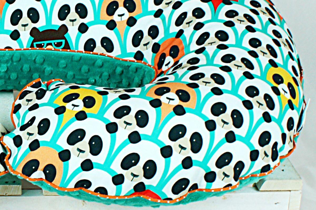 poduszka rogal pandy 2