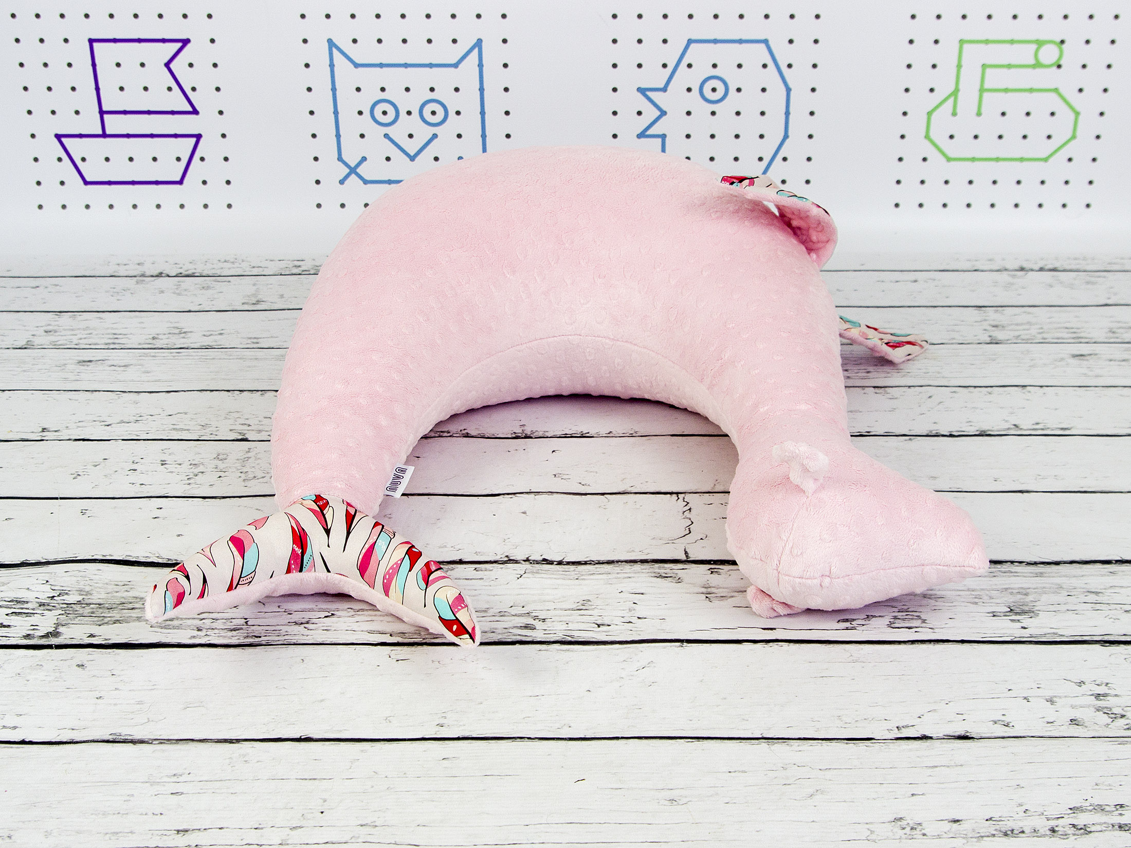 minky pillow