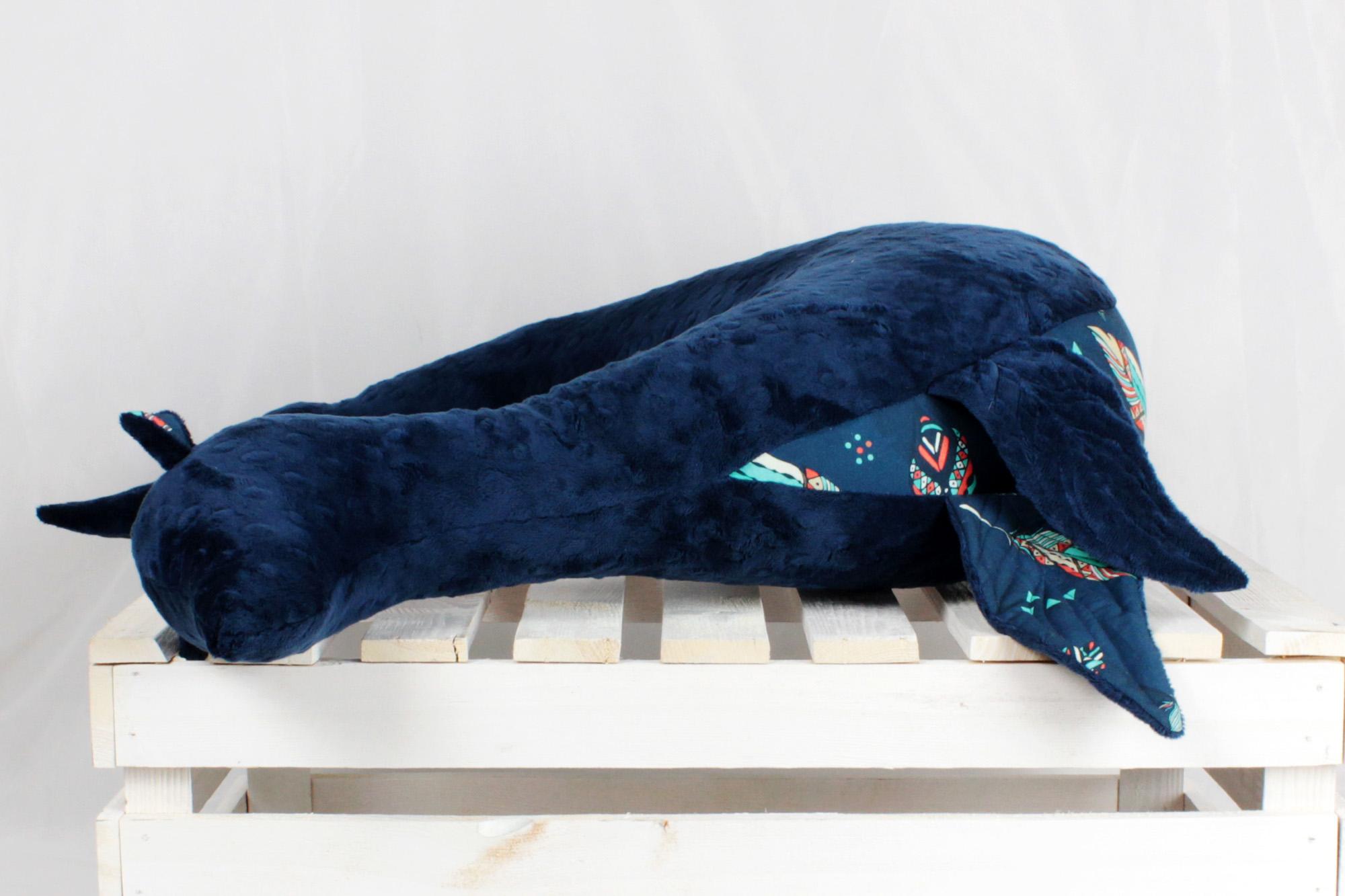 poduszka dla ciężarnych foka