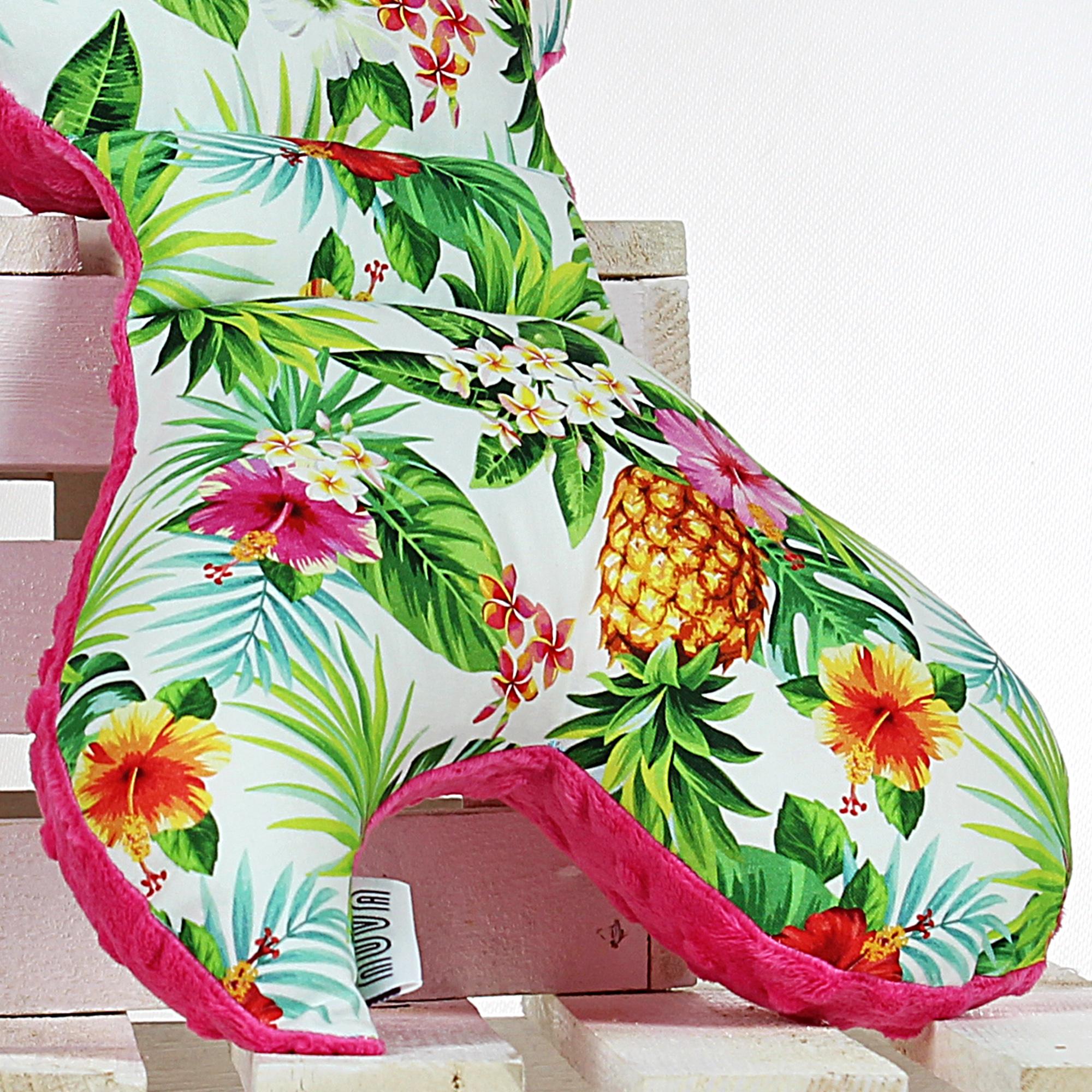 poduszka dla niemowlaka ananasy