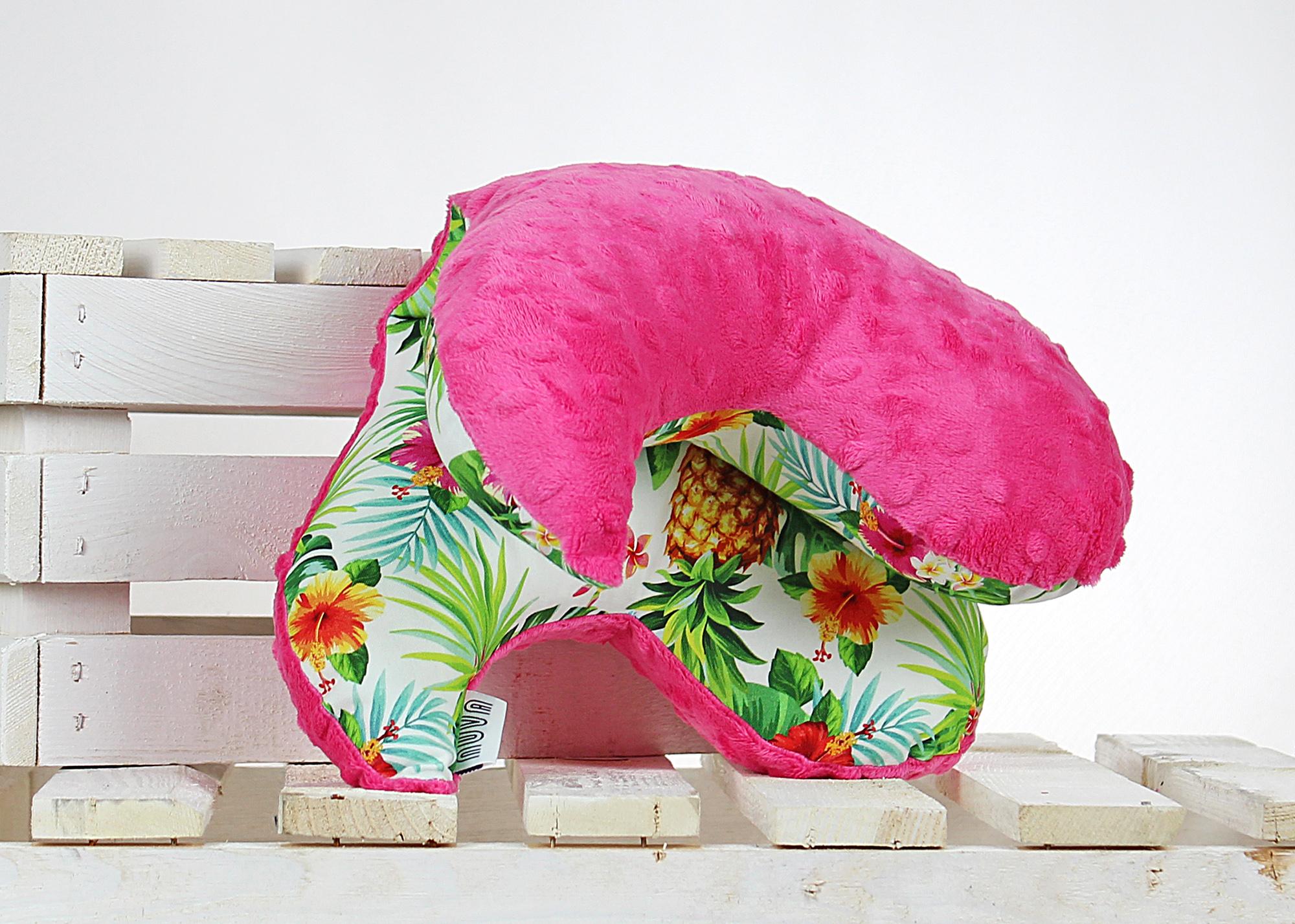 poduszka antywstrząsowa ananas