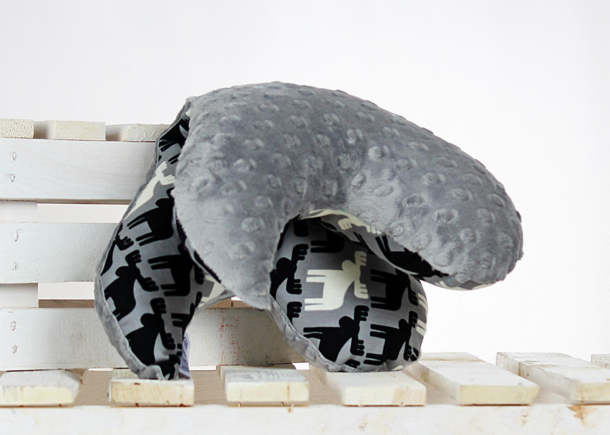 poduszka antywstrząsowa łoś