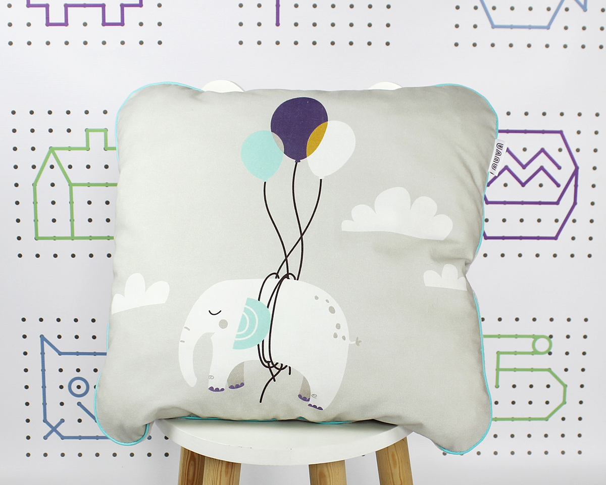 poduszka słoń