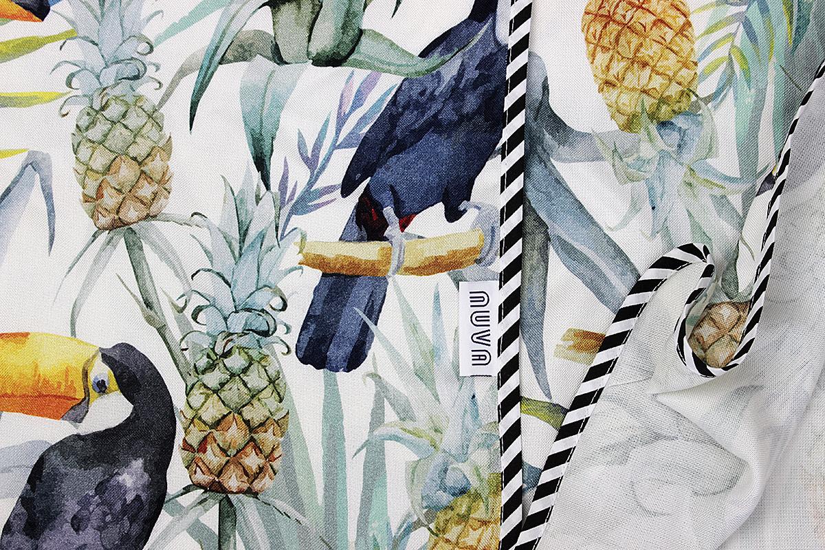 bambus tukany ananasy