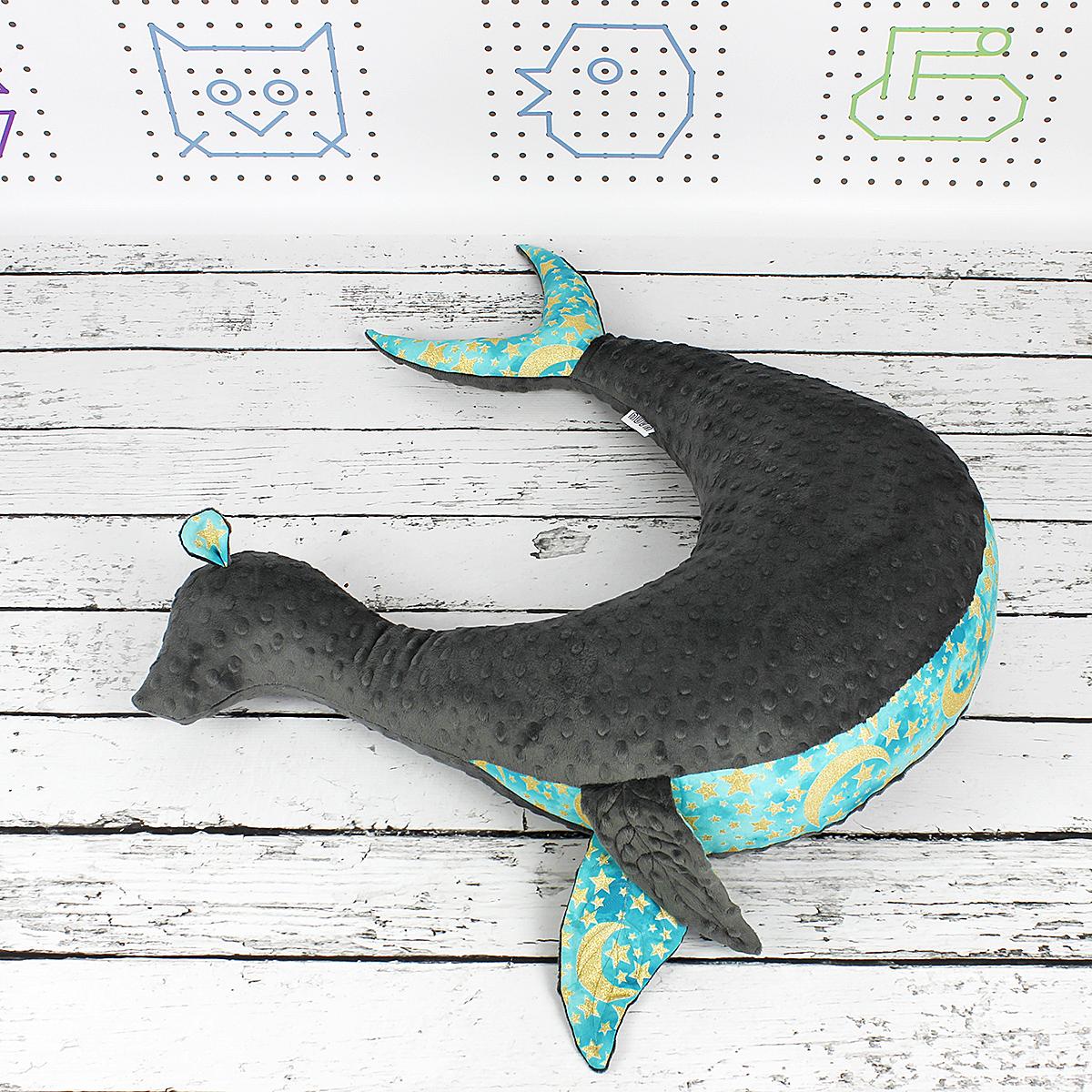 foka poduszka dla niemowlaka