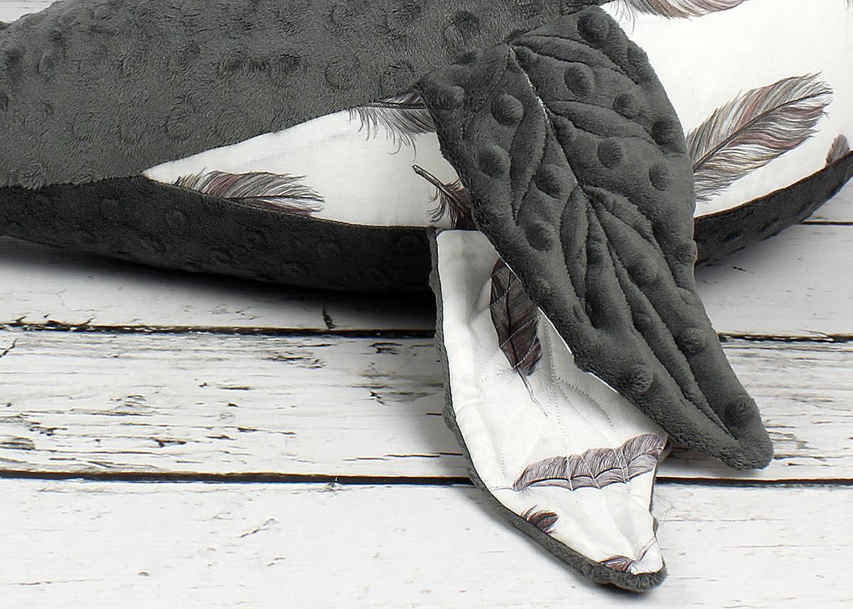 foka poduszka dekoracyjna
