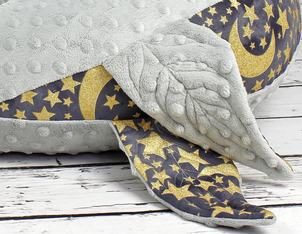 foka poduszka dla noworodka