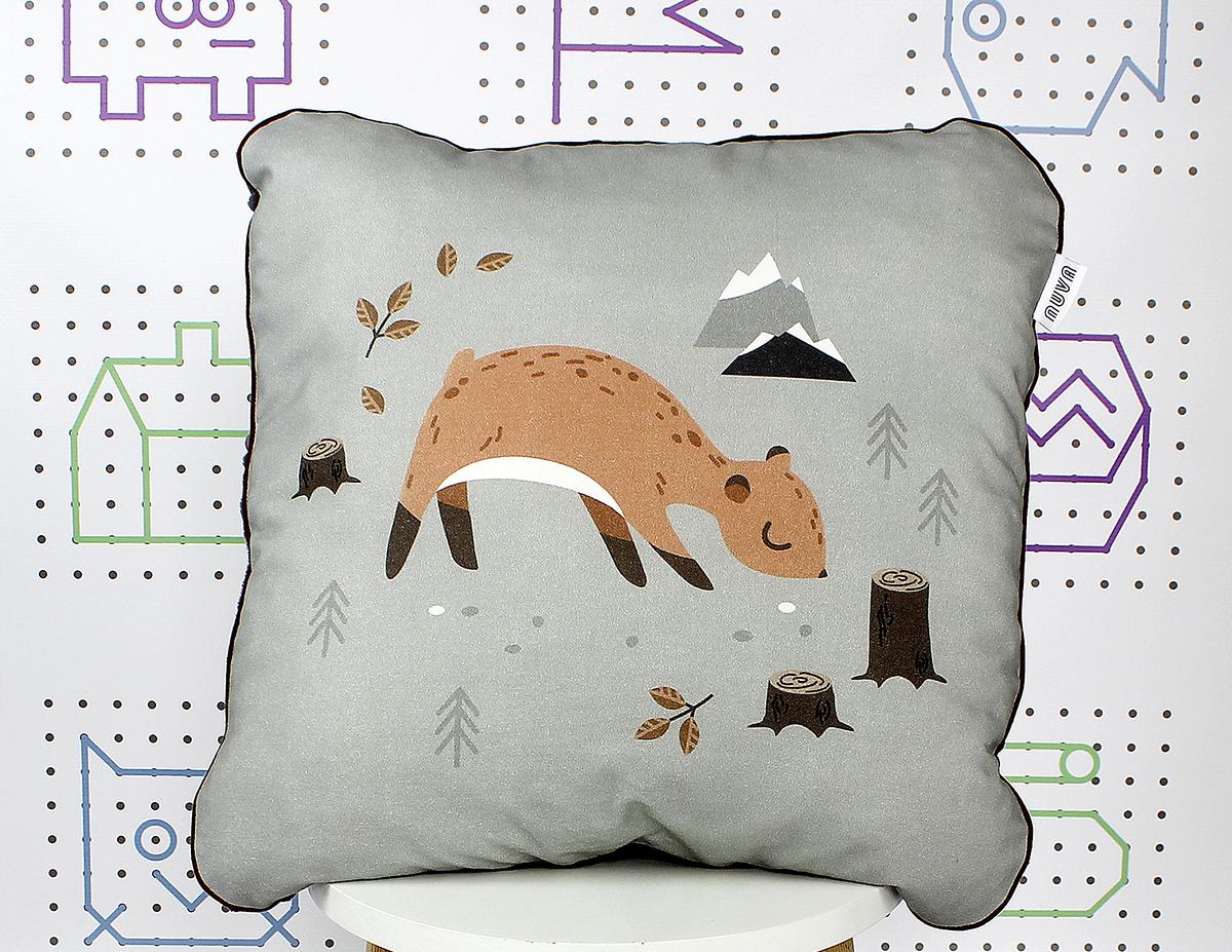 poduszka dla dziecka