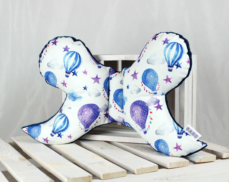 poduszka motylek balony