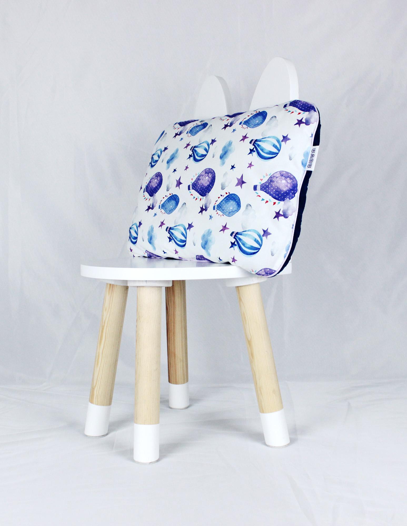 poduszka dla dziewczynki balony