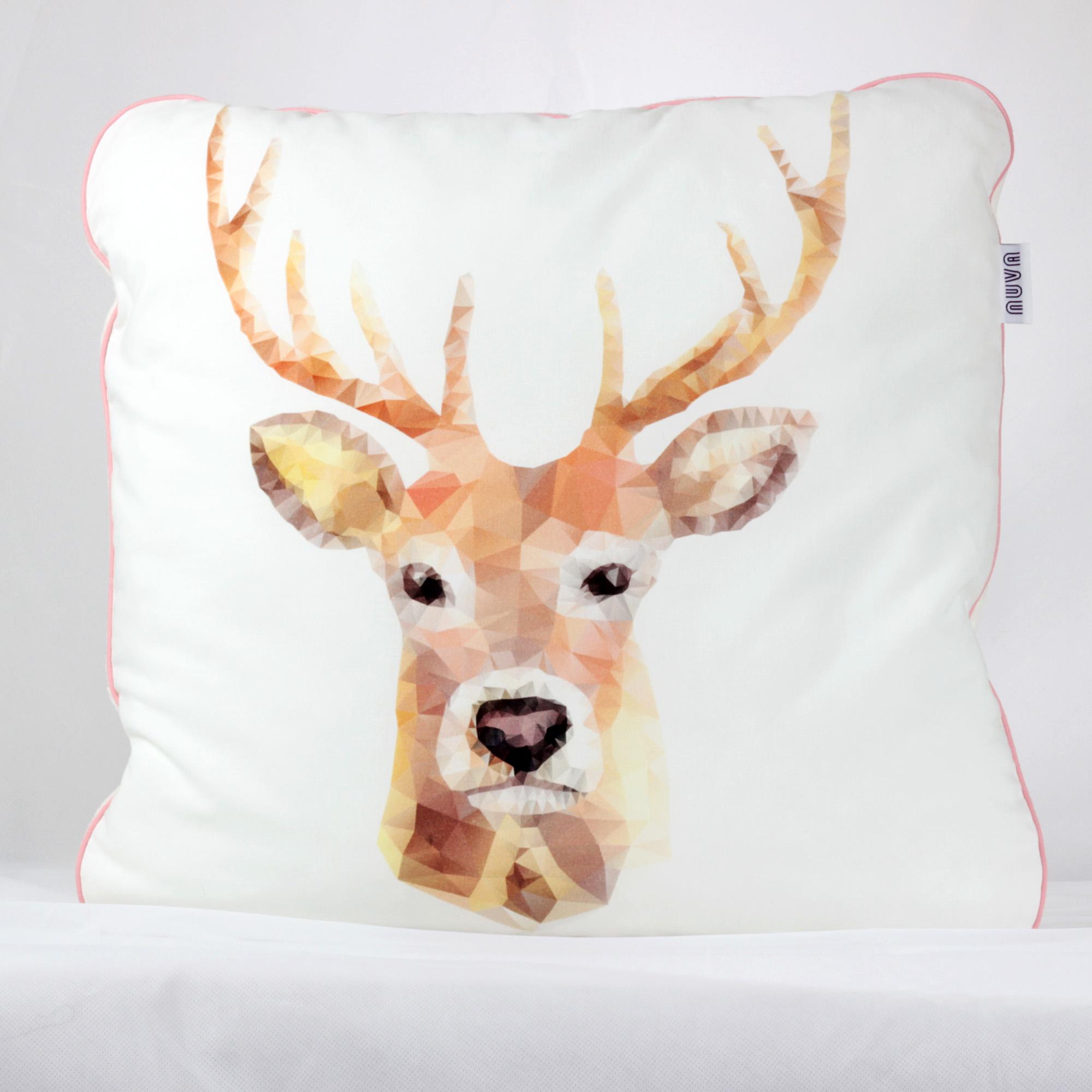poduszka dekoracyjna jeleń