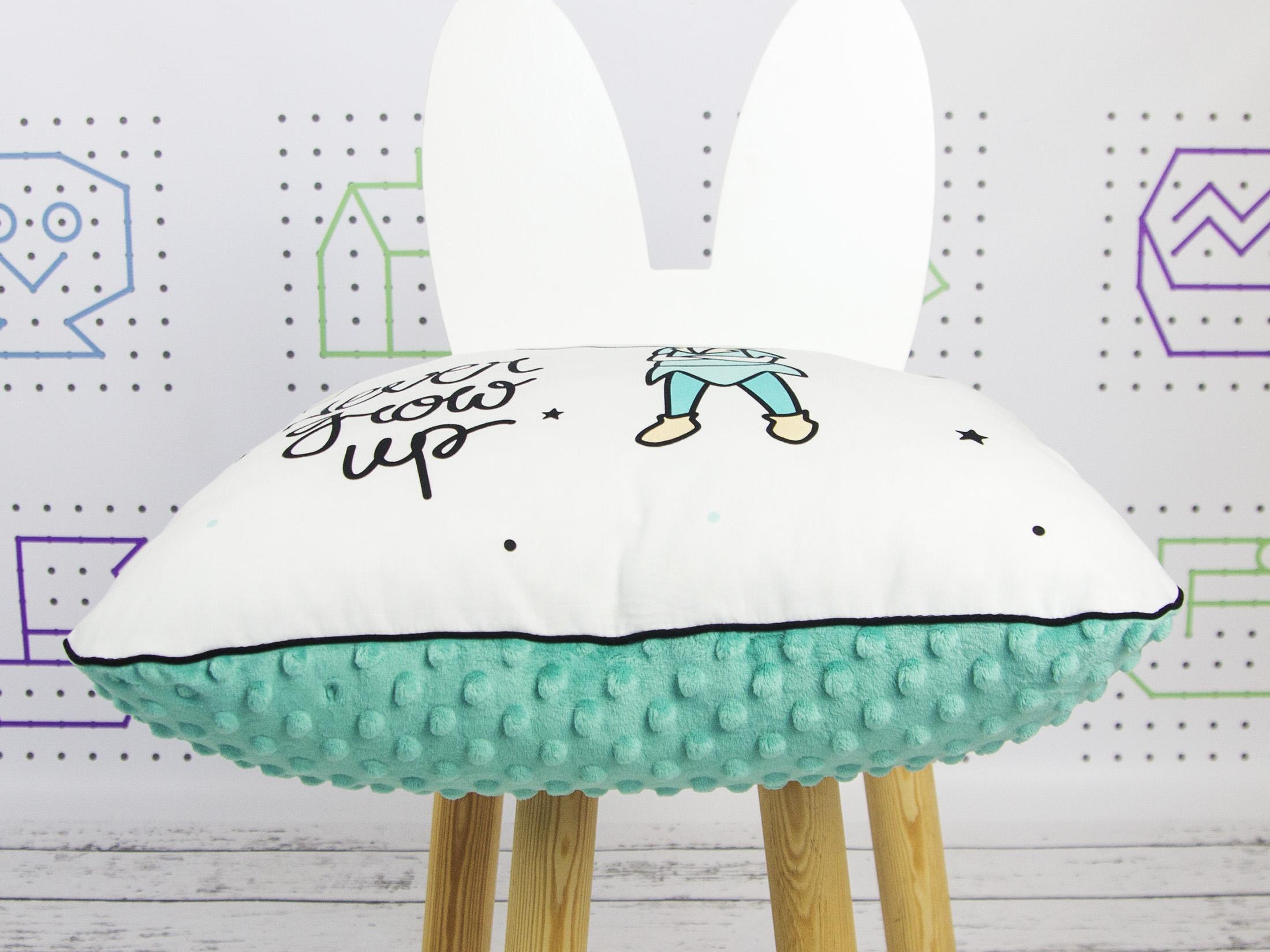 poduszka dla chłopca