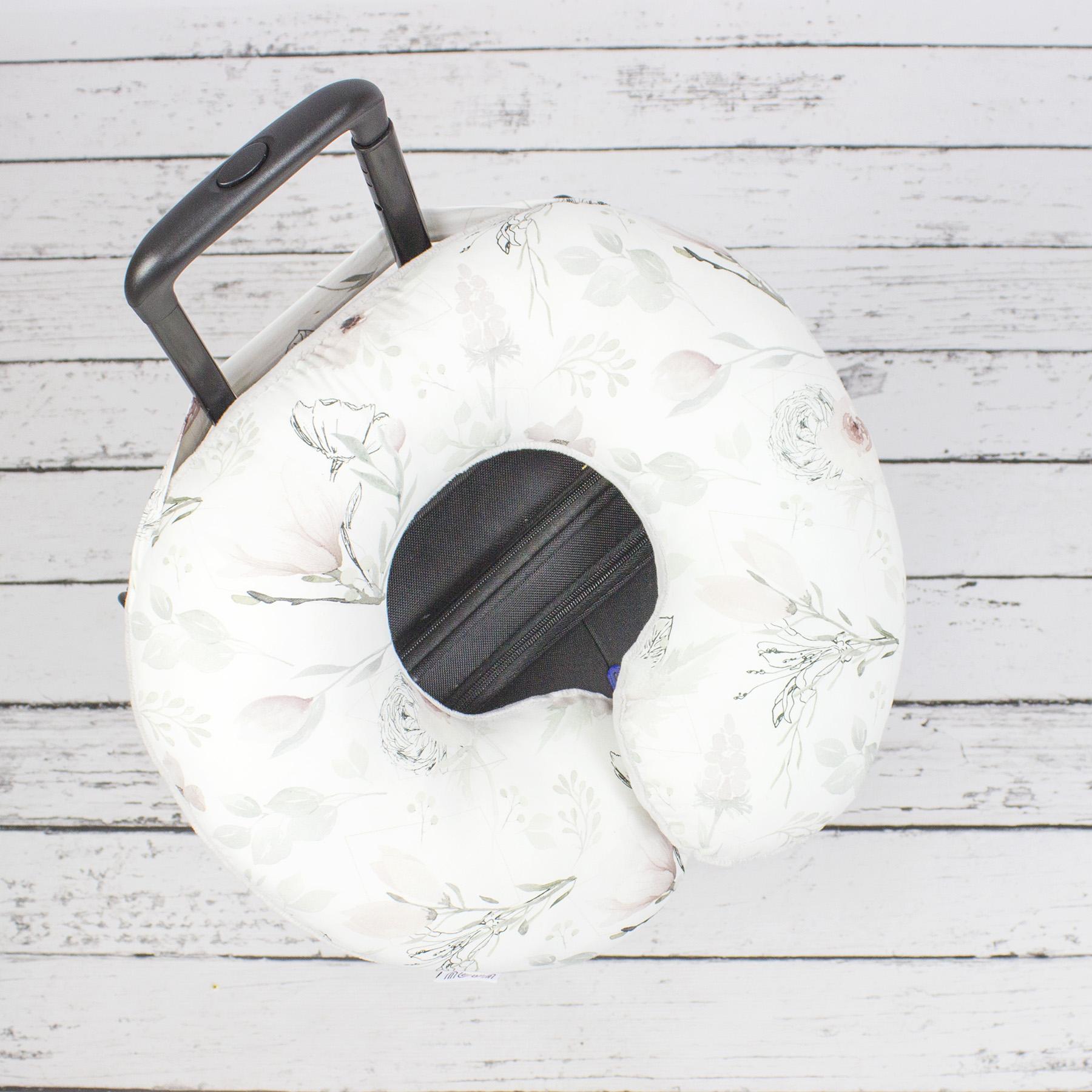 poduszka podróżna