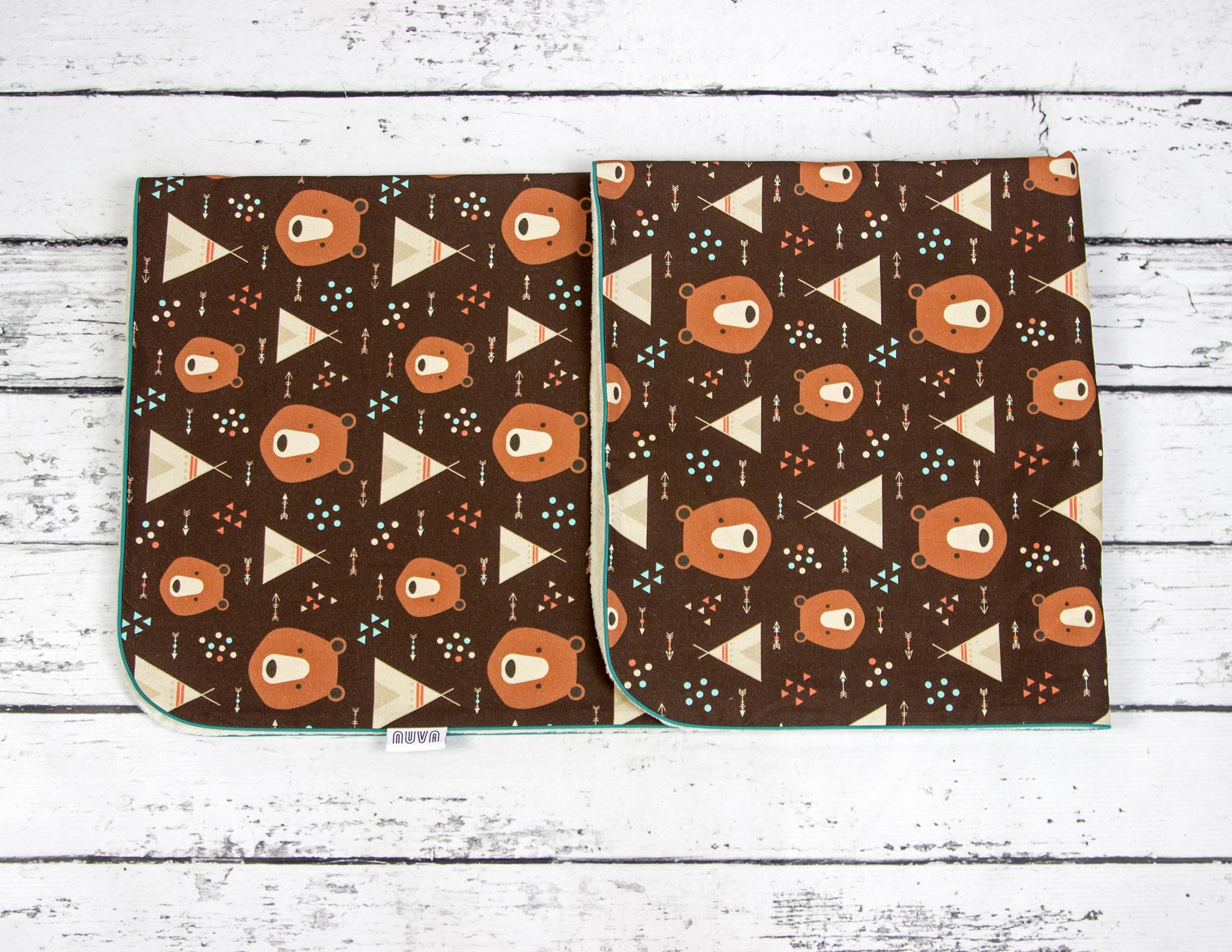 Personalized Handmade Minky Blanket