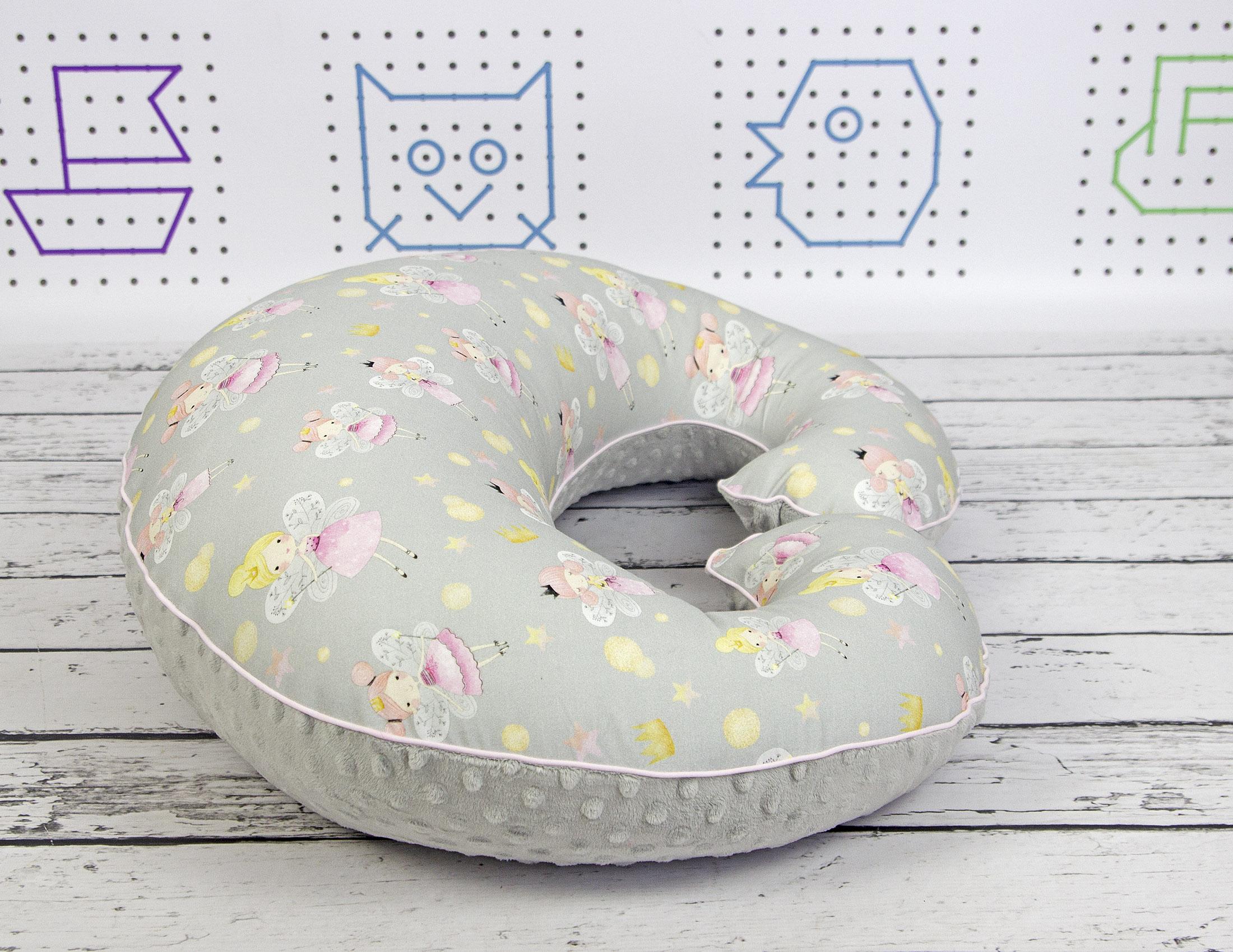 Duża poduszka do karmienia